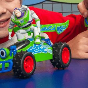 Voiture Télécommandée Toy Story
